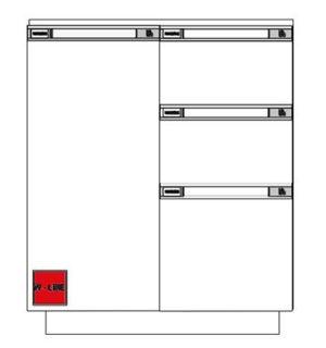REF NLDW 3C1PZ 100 cm
